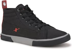 Sparx SM-620 Men Black Sneakers -