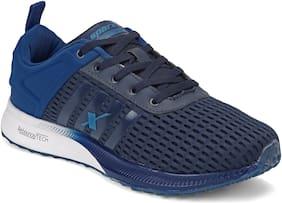 Sparx Men SM-382 Navy Blue Royal Blue Sports Shoes