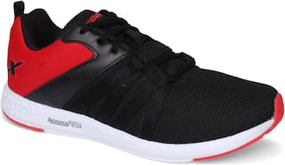 Sparx Men SX0397GBKRD Running Shoes ( Black )