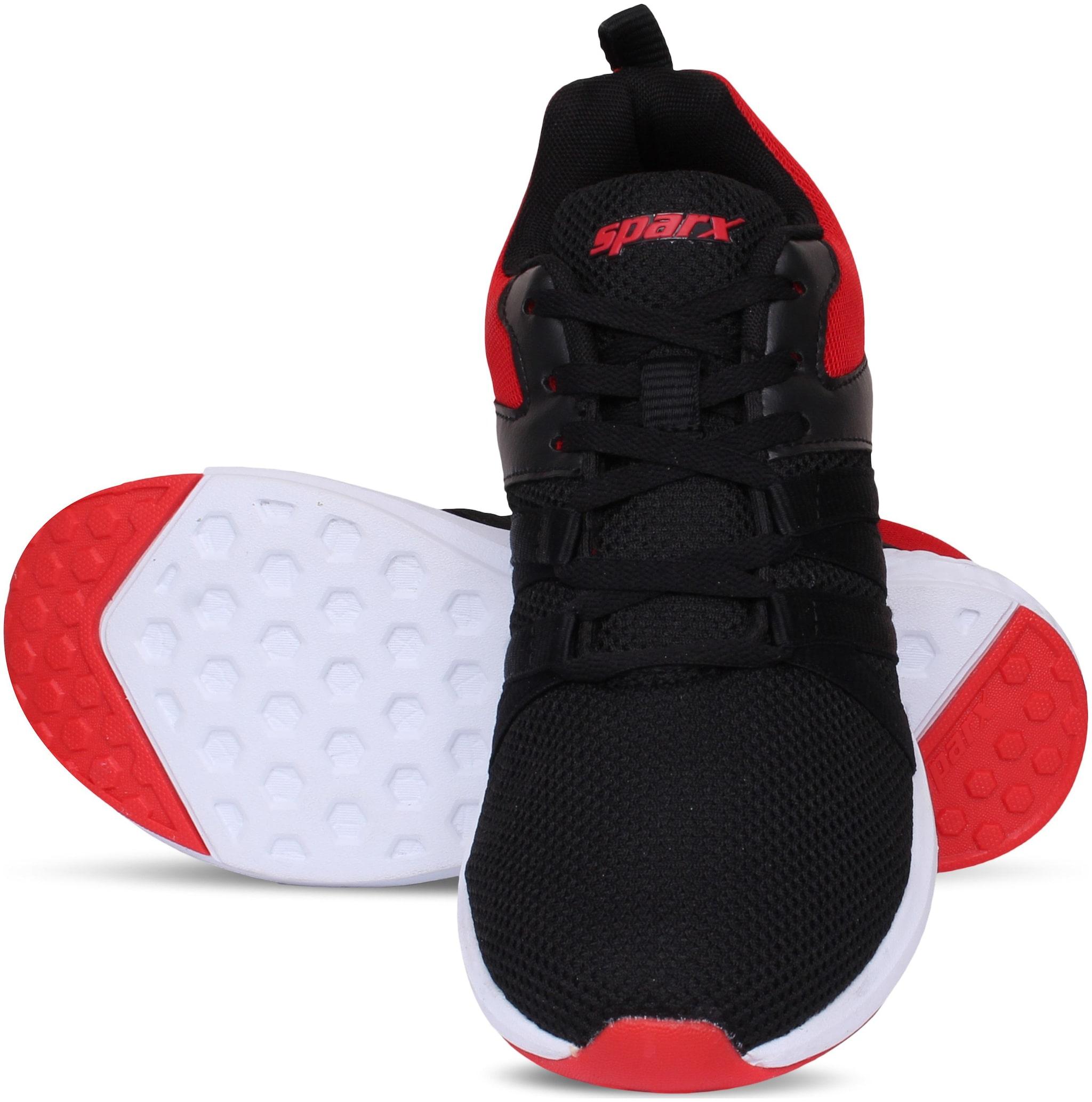 Sparx Men Running Shoes ( Black ) for