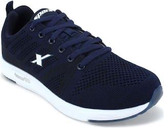 Sparx Men SX0379GNBWH Running Shoes ( Navy Blue )