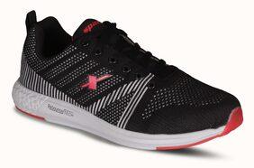 Sparx Men Black Running Shoes - Sx0379gbkrd