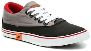Sparx Men Black Casual Shoes - SC0322GBKGY