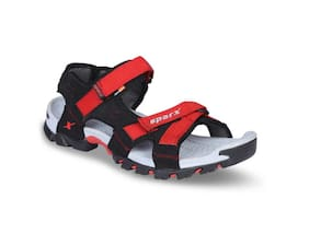 Sparx Men Red Floaters