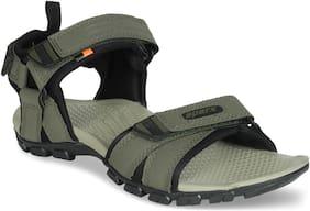 Sparx Men SS-481 Olive Black Sandals