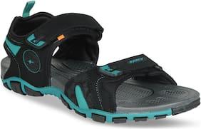 Sparx Men SS-491 Black  Floater Sandals