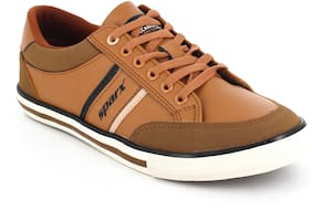 Men Tan Casual Shoes ,Pack Of 1 Pair