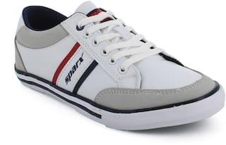 Sparx Men White Casual Shoes - SM-486 - SC0486GWHNB