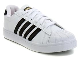 e5845358de5 Sparx Men White Sneakers - Sm-323