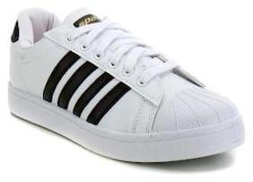 Sparx Men White Sneakers - Sd0323gwhbk