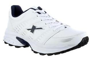 ad1d1fd7cc3 Sparx Men White Running Shoes for Men - Buy Sparx Men s Sport Shoes ...