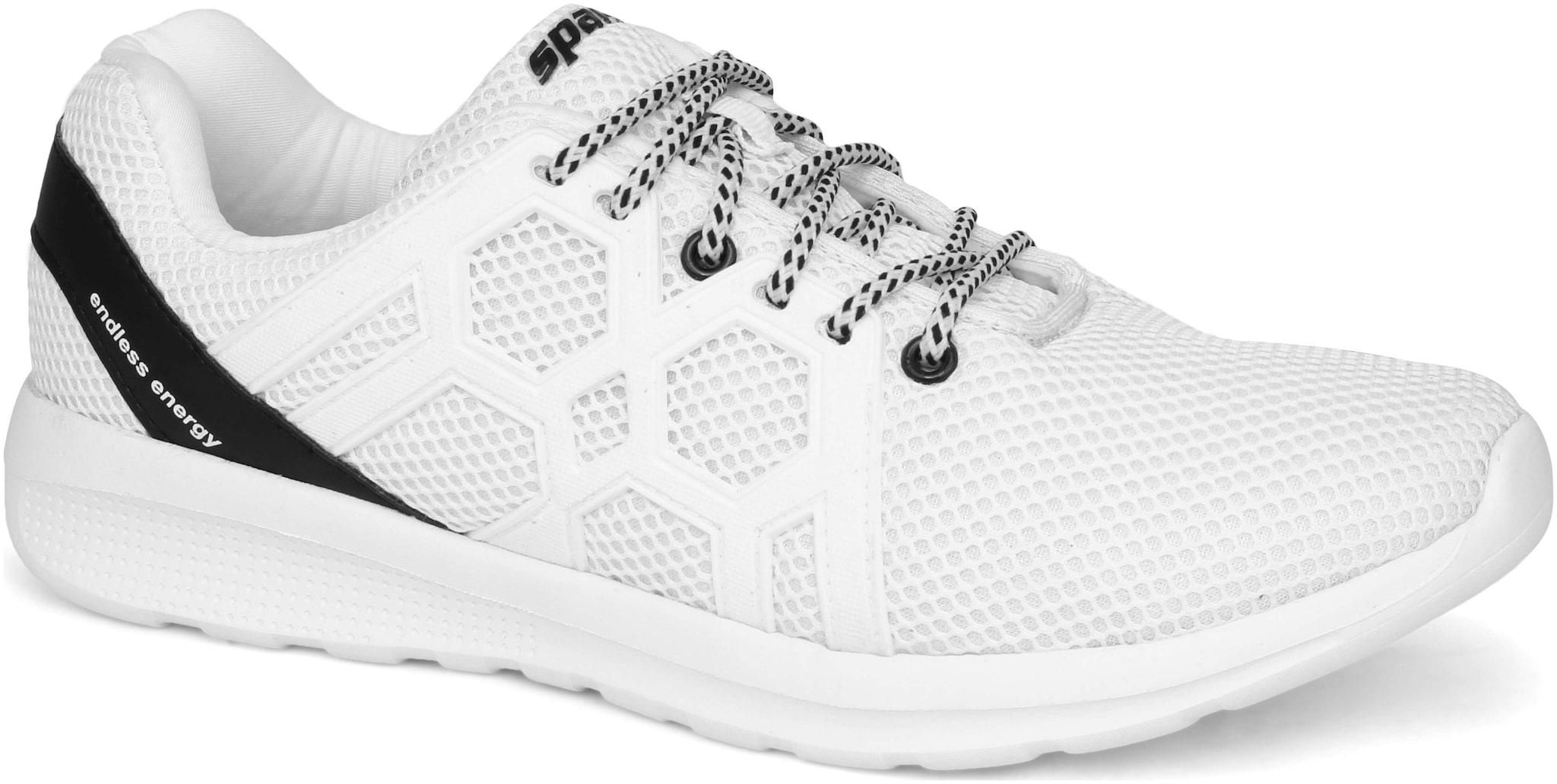 Sparx Men Running Shoes ( White ) for