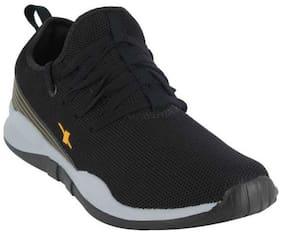 Sparx Men SM 614 Running Shoes ( Black )