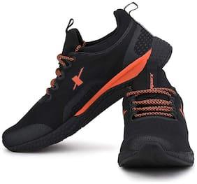 Sparx Men SX0444G Running Shoes ( Black )