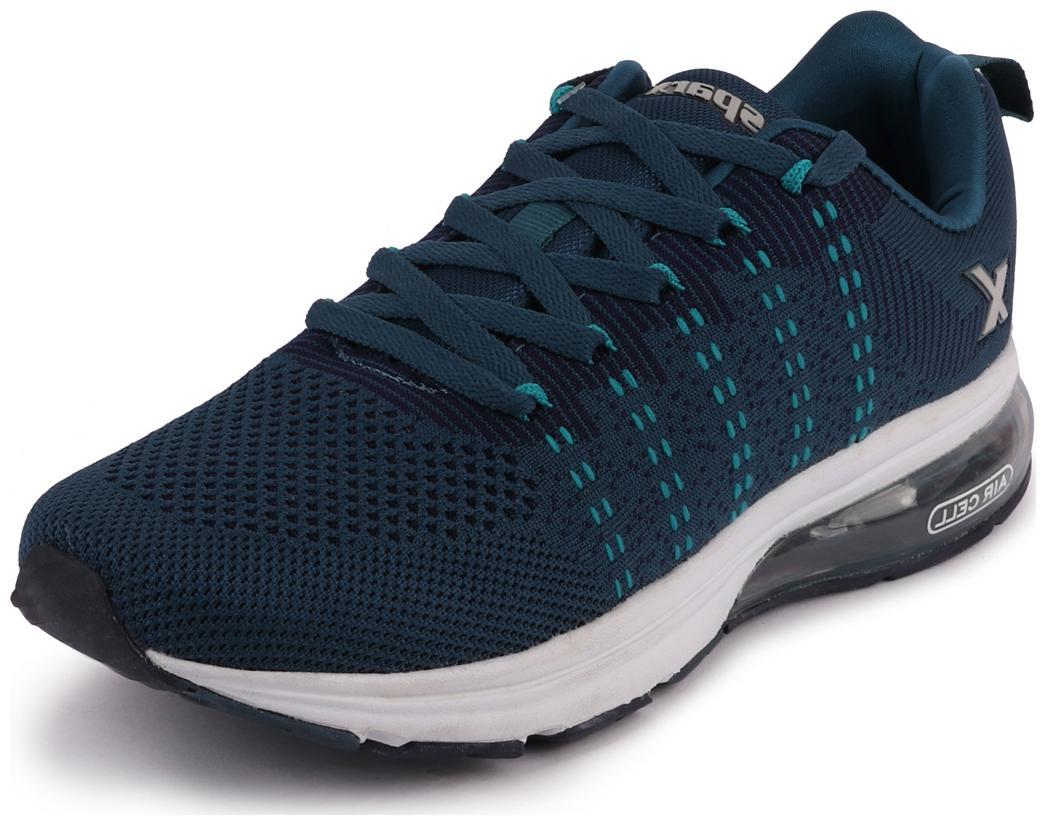 Sparx Men SM 440 T.BLUE S.GREEN Running