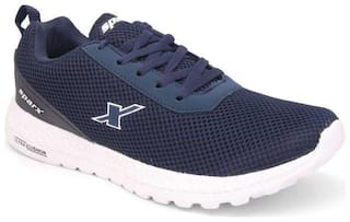 Sparx Men Men SM-414 Running Shoes ( Navy Blue )