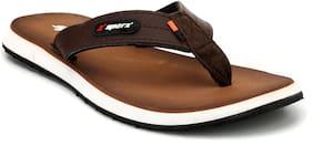 Men Flip-Flops ( Brown )