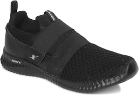 Sparx  SM-406 Black Sports Shoes  For Men