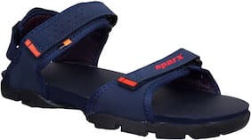 Sparx stylish and trending Sandals SS0119 Navy Red uk-6