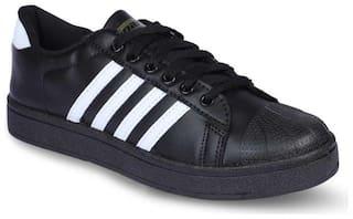 Sparx Classic Sneakers For Men ( Black )