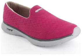 Sparx Women SL-165 Running Shoes ( Purple )