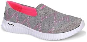 Sparx Women SL -123 Walking Shoes ( Grey )