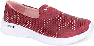 Sparx Women Pink Casual Shoes