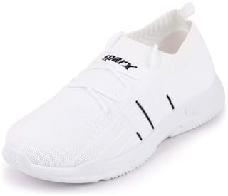 Sparx Women Sl-140 white Running shoes ( White )