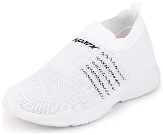 Sparx Women White Casual Shoes