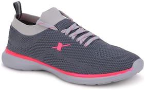 Sparx Women SL-146 D.GREY PINK Running Shoes ( Grey )