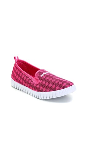 Sparx Women's Pink & White Sneakers (SL-95)
