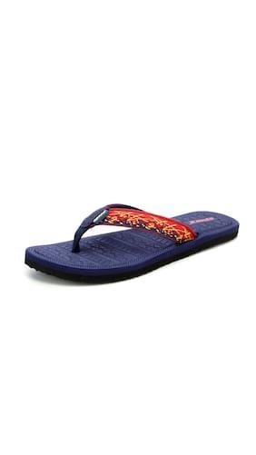 Sparx Women's Blue Slipper (SFL-504)