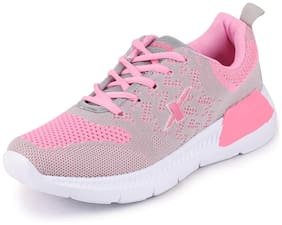 Sparx Women SL 126 GREY PINK Running Shoes ( Grey )