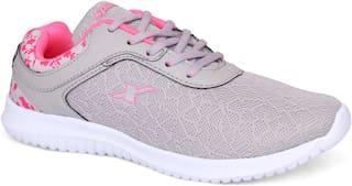 Sparx Women Running Shoes ( Grey )