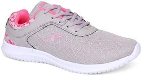 Sparx Women SL-124 Running Shoes ( Grey )
