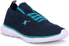 Sparx Women SL-146 Running Shoes ( Navy Blue )