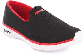 Sparx Women SL-165 Running Shoes ( Black & Red )