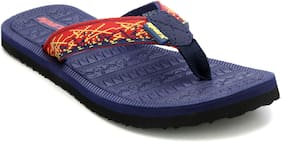 Sparx Women Solid Flip flops - Uk 3 , Navy blue