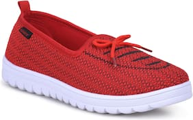 Sparx Women Red Casual Shoes