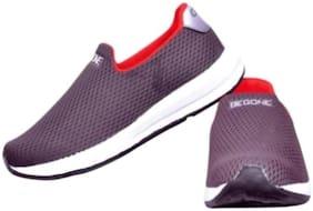 Begone Men Running Shoes ( Grey )
