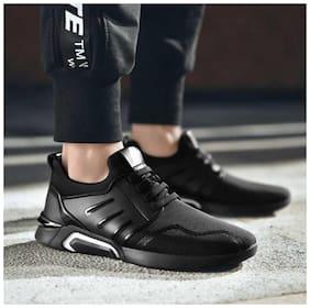 Fashion-Black Training/Gym Shoes For Men ( Black )