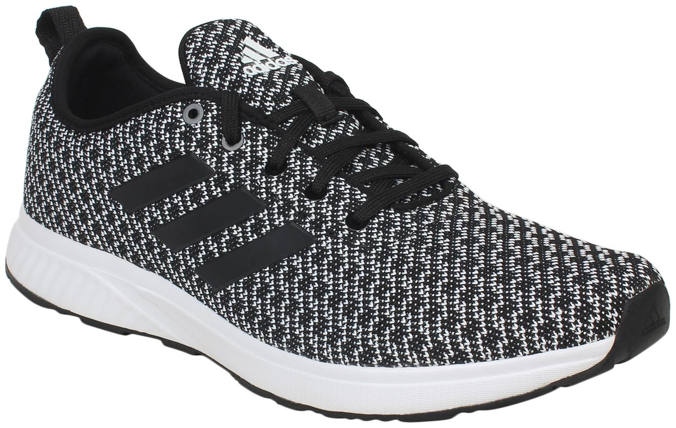 Adidas Men Running Shoes   Grey   by Shoe Junction