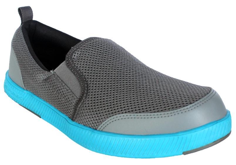 Buy Spunk Mens GLIDE Grey / Blue Casual
