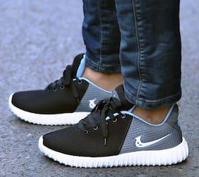 STEPFIT Men Grey Running Shoes