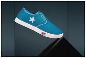 STEPFIT Men Green Sneakers -