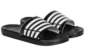 STEPFIT Men Black Outdoor slippers
