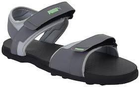 Men Sandals ( Grey )