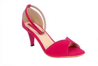 STUDIO9 Women Red Peep Toes
