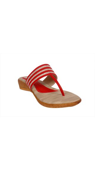 Studio9 Red Wedges (Size-8)