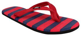 Style Height Men Red Flipflop